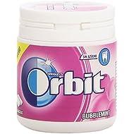 Orbit - Bubblemint - Chicle sin azúcar con edulcorantes y sabor a frutas y menta - 84 g