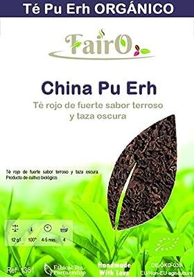 Fairo - Thé pu erh BIO - 250 gr