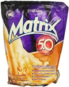 Syntrax Matrix Orange Creme Powder 2290g