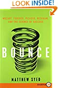 #8: Bounce: Mozart, Federer, Picasso, Beckham, and the Science of Success