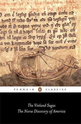 The Vinland Sagas: The Norse Discovery of America (Penguin Classics) by Anonymous (1965-05-30)