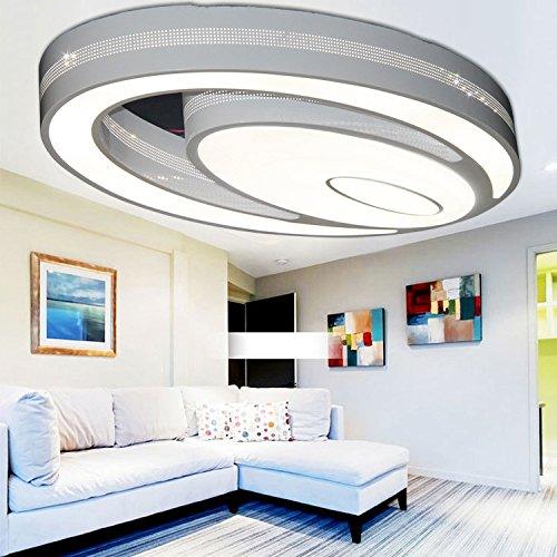 Schlafzimmer Lampen Decke Fsd Led Moderne Einfach Stilvolle Kreative Acryl Eisen Lampe