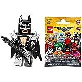 Lego Batman The Movie Mini Figure Series Gram Metal Batman (Unopened Items) | THE LEGO Batman Movie Minifigures Series Glam Metal Batman ?71017-2?