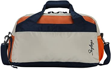 Skybags Polyester 48 cms White Travel Duffle (BAGDAYWHT)