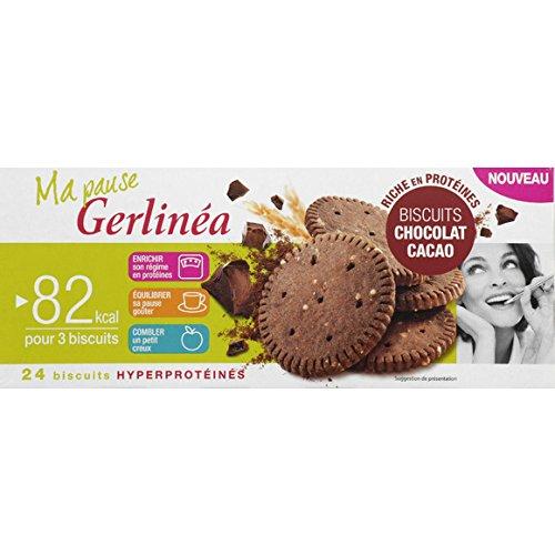 gerlinéa Biscuits chocolat cacao ( Prix unitaire ) - Envoi Rapide Et Soignée