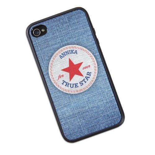 privatewear iPhone 4 (s) Hülle für echte Stars Name: Annika