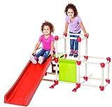 Beluga Spielwaren GmbH beluga Spielwaren 49110 - Climb und Slide Olympic, Outdoor Spielgeräte