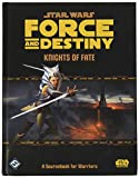 Star Wars RPG Force and Destiny: Knights of Fate Fantasy Flight Games Star Wars Board Games