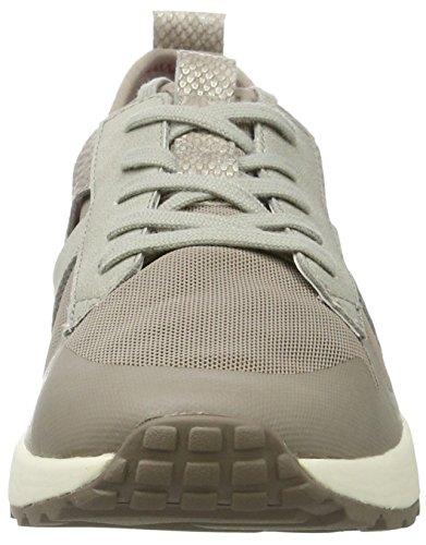 Tamaris 23701 Damen Sneakers Braun (PEPPER COMB 301)