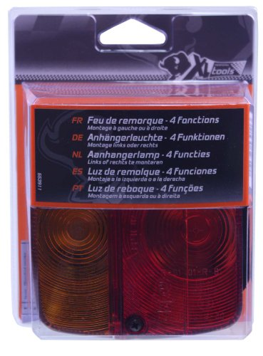 XL Perform Tool 553907 fanale posterior rimorchio Multifunzione