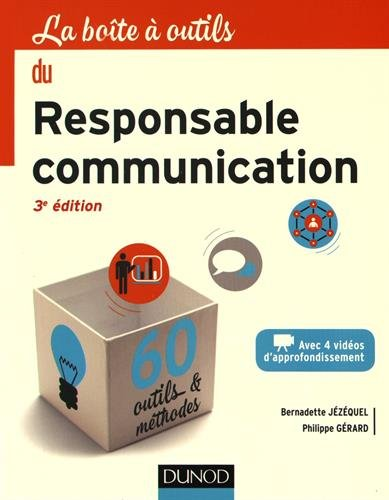 La boîte à outils du responsable communication par From Dunod
