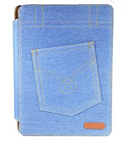 iwill Folding case for iPad mini all models, Jeans style