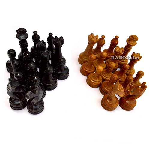 Radicaln Black and Golden Marble Complete 32