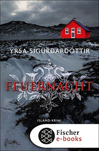 Feuernacht: Island-Krimi