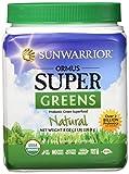 Sunwarrior Ormus Super Greens (45 serv Natural), 225 g