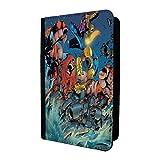 Marvel Superhero Comic Book passeport Coque-Gambit le Fléau-S-g896