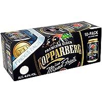 Kopparberg sidra Premium con fruta mezclada Fridge Pack 10 x 330 ml (Pack de 10x330m)
