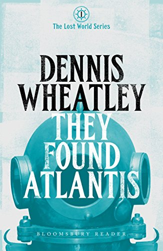 They Found Atlantis (Lost World series Book 1)
