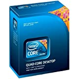 Intel Core i5 760 (2.8 GHz) Quad Core Socket 1156 DMI 2.5 GT/s Cache L3 8 Mo 0.045 micron (version boite garantie Intel 3 ans)
