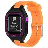 LOKEKE Garmin Forerunner 25(Klein) Smart Watch Ersatz Band Ersatz Silikon Band Gurt für Garmin Forerunner 25Kleine GPS Running Armbanduhr