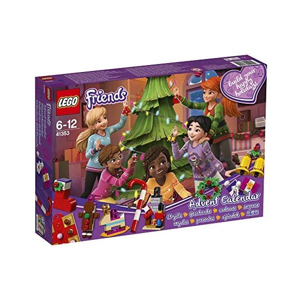 Lego Friends Calendario dell'Avvento, 41353 2 spesavip