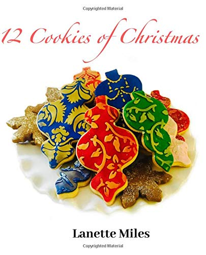 12 Cookies of Christmas Rolling Cookie-cutter