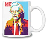 Andy Warhol Self Portrait Becher-Schale