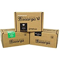 Pack de 3 recharges pour brasser 3 sortes de bière à la maison. Ipa, Amber Ale, Pale Ale