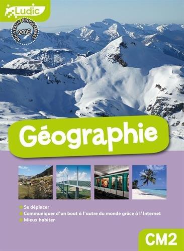 Geographie CM2 (1Clé Usb) par Collectif d'auteurs
