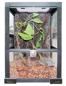Reptiles Planet - Terrarium Smart Series 40X40X60 Cm Reptiles Planet