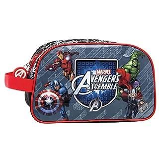 Neceser Vengadores Avengers Marvel Assemble adaptable