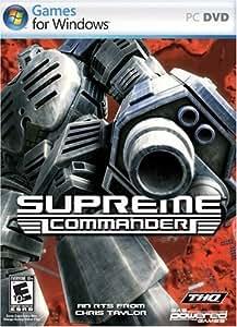 Supreme Commander (PC) [import anglais]