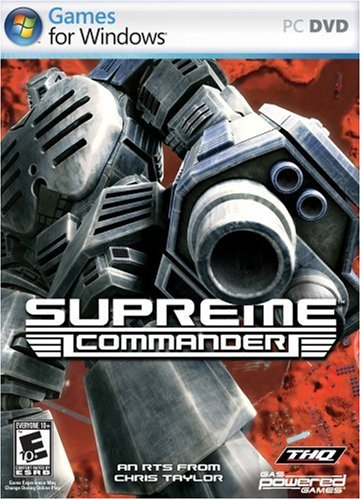 Preisvergleich Produktbild [UK-Import]Supreme Commander Game PC