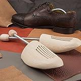 Schuhspanner made in Germany Buchenholz aus nachhaltigem Anbau (44/45)