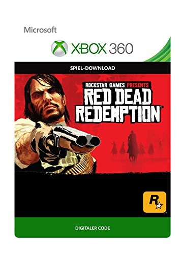 Red Dead Redemption [Xbox 360 - Download Code]