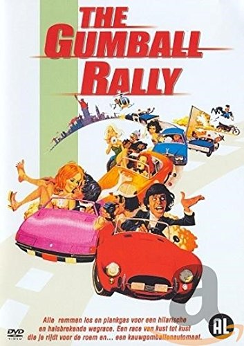The Gumball Rally [EU Import] -