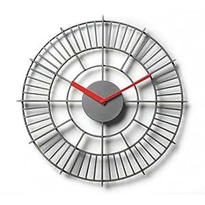 Horloge Authentics Track, Horloge à Quartz, Anthracite / Gris, Plastique ABS, 1025412