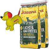 Josera 2 x 15 kg Lachs & Kartoffel Seppl