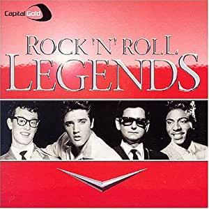 Capital Gold: Rock 'n' Roll Legends