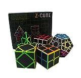 Speed Cube Puzzle Pack | Cubo de Pyraminx del cubo de Skewb 2X2...