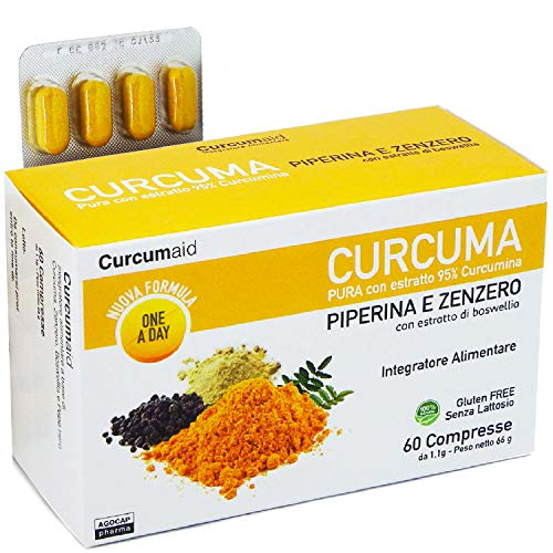 curcuma integratore