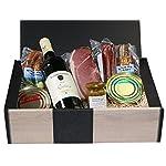 Squisito Luxus italienischen & sizilianischen Lebensmittel Hamper Geschenkbox 7
