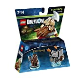 LEGO Dimensions LOTR Gimli Fun Pack on PlayStation 4