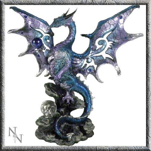 figurine-de-dragon-bleu-20-cm