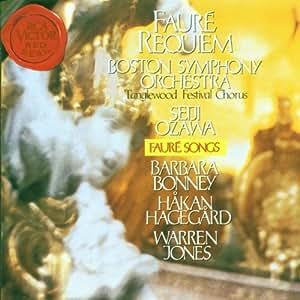 Requiem / Mélodies [Import anglais]