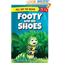 All set to Read- Readers Level 1- Footy and his Shoes- READERS