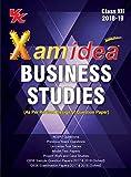 Xam Idea Business Studies Class 12 for 2019 Exam