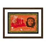 Postage Stamp Cuba Che Guevara Quote Unknown Value Large