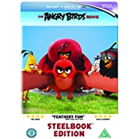 The Angry Bird Movie - Blu-ray Steelbook