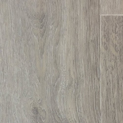 *PVC-Boden Holzdielenoptik Dielen Optik XL Oak Vliesrücken| Muster | Vinylboden versch. Längen | Fußbodenheizung geeignet | PVC Platten strapazierfähig & pflegeleicht | Rutschhemmender Fußboden-Belag*